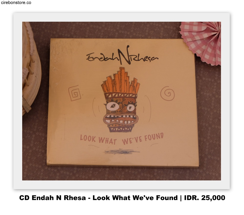 CD ENDAH N RHESA - LOOK WHAT WE'VE FOUND