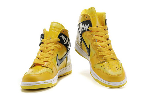 You can nice nike dew the dunk shoes above, there are about 5 colors of dew  the dunk, nike company use the moutain dew character mixed with nike shoes  ...