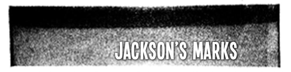 Jackson's Marks
