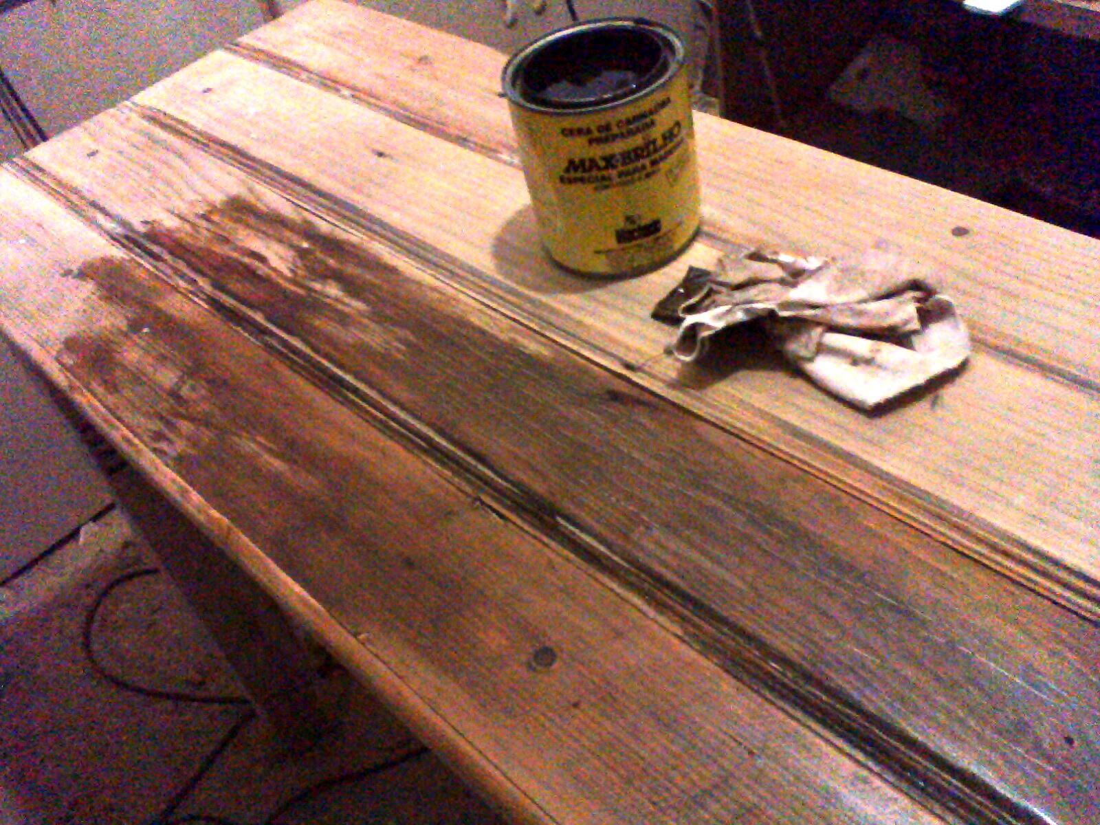 Discípulo do Carpinteiro: Mesa em Ypê Angico Preto e Seringueira #B34918 1600x1200