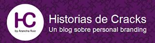 Imagen del Blog de personal branding de Arancha Ruiz - www.historiasdecracks.com