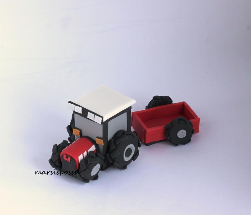 traktorikoriste