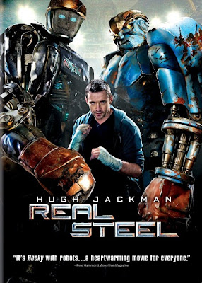 Real Steel (2011) DvDRip 400MB