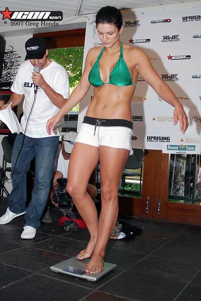 Gina carano nude weigh in Nude Photos 63