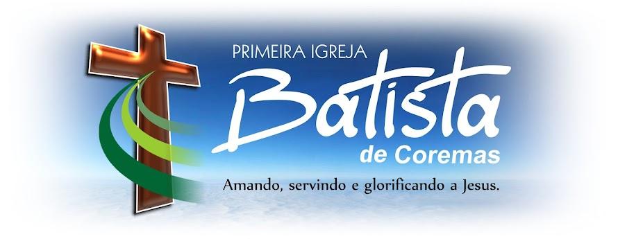 Primeira Igreja Batista de Coremas