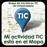 Nuestro blog en el mapa de innovación TIC de Extremadura