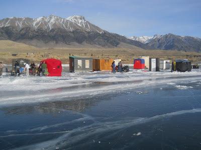 Mackay idaho 83251 december 2011 for Ice fishing idaho
