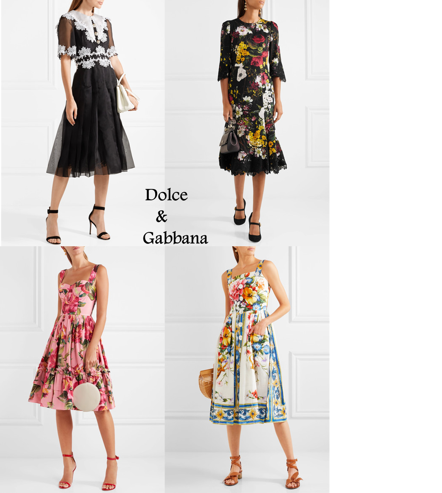 Dolce and Gabbana Dresses