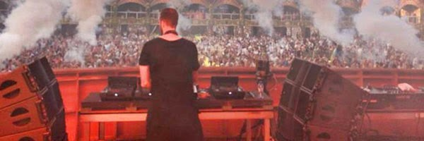 Adam Beyer - Tomorrowland 2014 (Belgium) - 18-07-2014