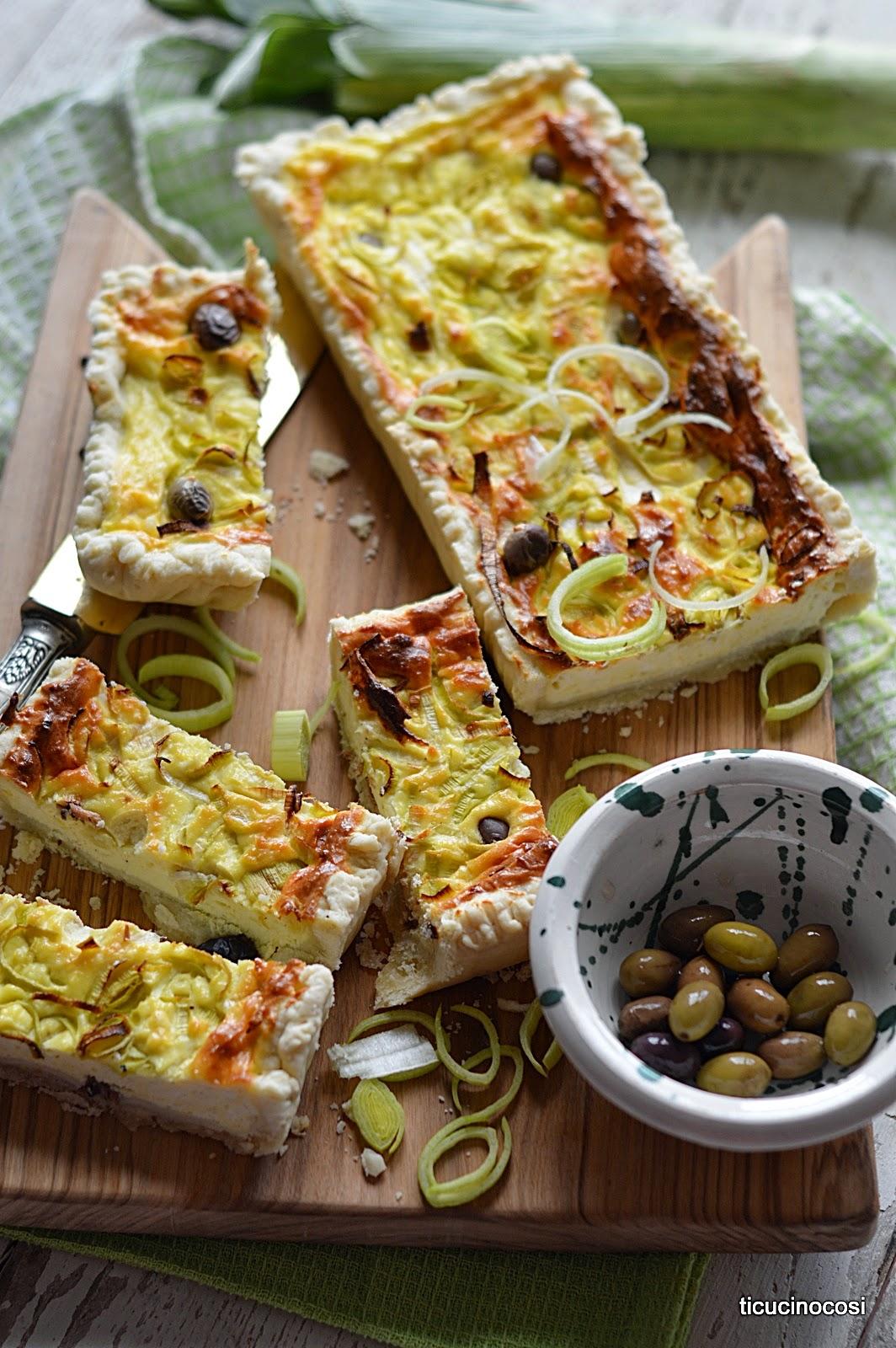 Ricette torte salate con mascarpone