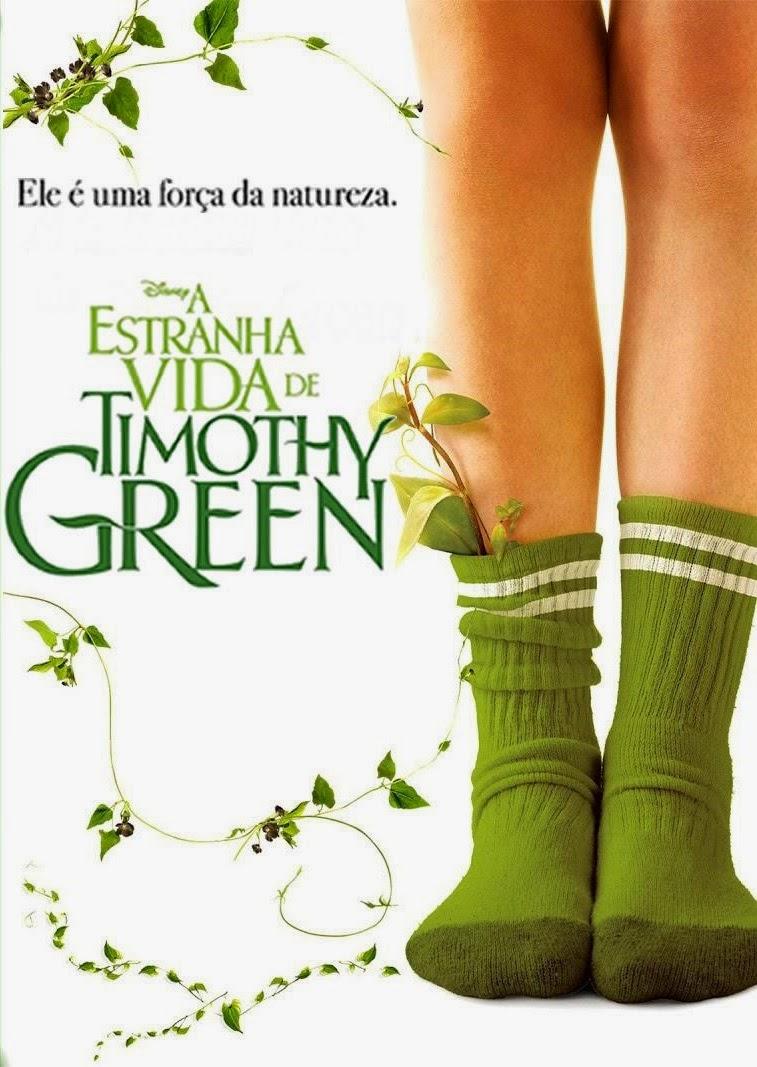 A Estranha Vida de Timothy Green – Dublado (2012)