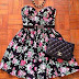 ♥♥♥ This Pattern Dress Is So Cute ♥♥♥