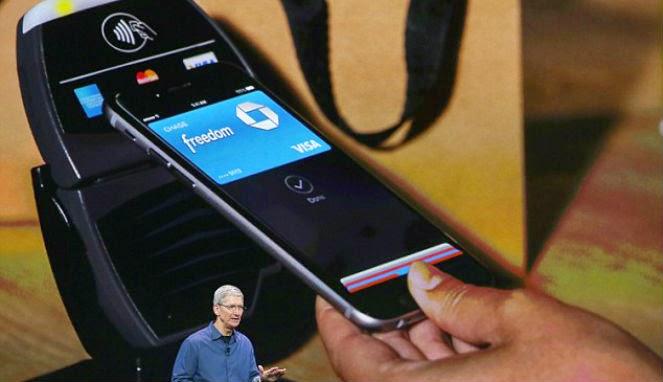 Mulai 20 Oktober, iPhone 6 Bisa Digunakan Sebagai Kartu Kredit