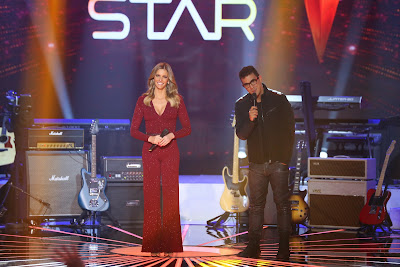 Os apresentadores Fernanda Lima e André Marques Crédito: Globo / Isabella Pinheiro