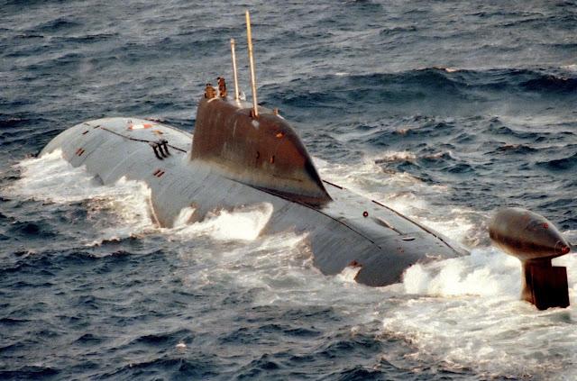 Project 971 (Akula) class SSN