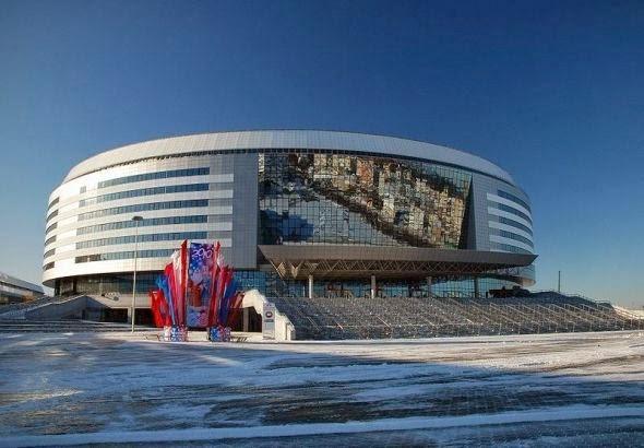 Minsk Arena - Belarus