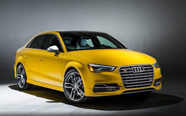 Audi S3 Amarelo Vegas