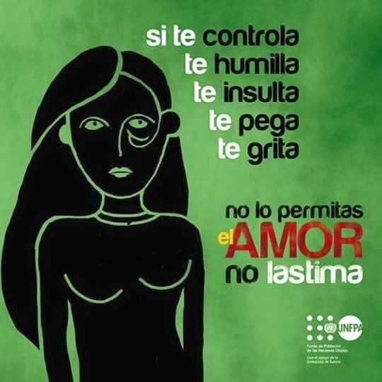 Violencia Contra La Mujer Frases No Mas Violencia Contra La Mujer