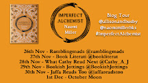 Imperfect Alchemist Blog Tour