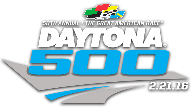 2016 NASCAR Daytona 500 Schedule for Sprint Cup Series