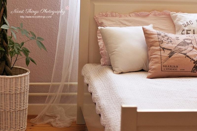 Voile-Gardinen fürs Schlafzimmer - Nicest Things