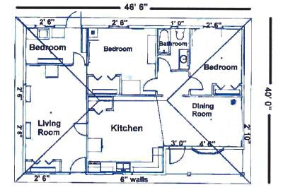 any modern house plan in the civilized world has to meet the requirements of local and national building codes you will need thorough blueprints to get a