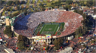 rose bowl crowd