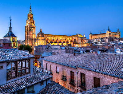 Viaggio a Toledo Spagna