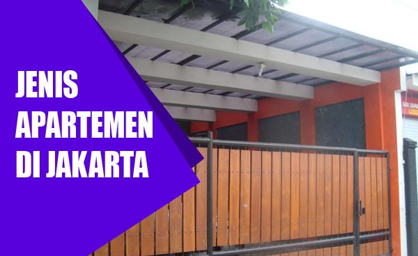 Jenis Apartemen di Jakarta
