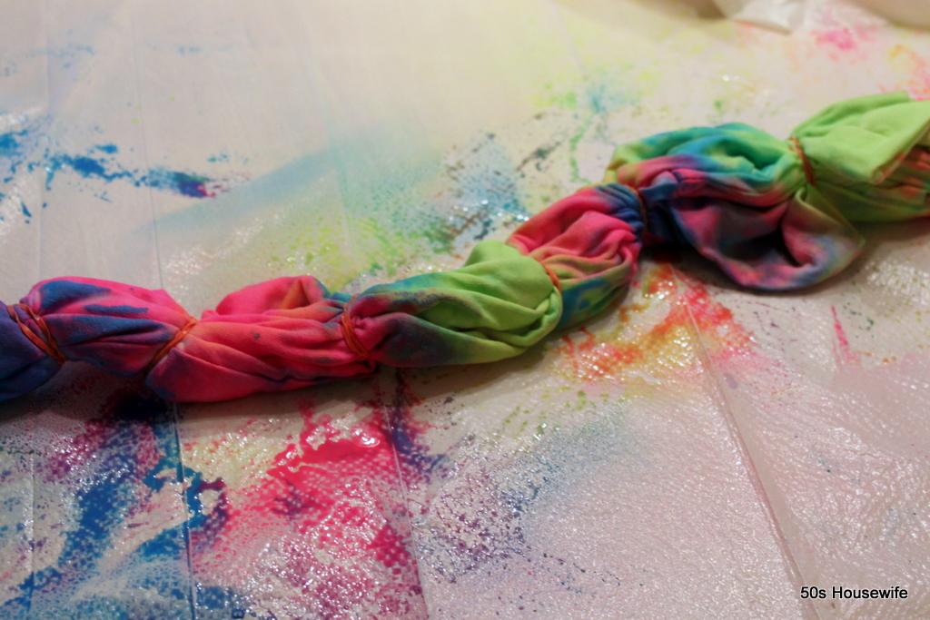 sranslutant dye how to set them
