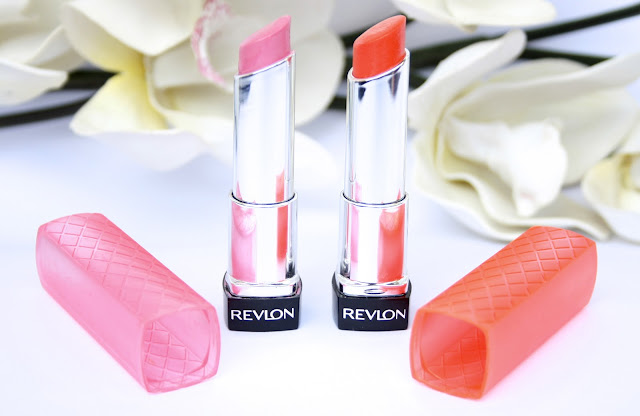 Revlon Lip Butters / Strawberry Shortcake & Tutti Frutti