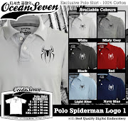POLO Spiderman Logo 1. Rp 100.000. Diposkan oleh Ansan Store di 21.33