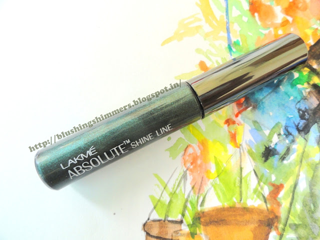 Lakme Absolute Shine Line - Olive
