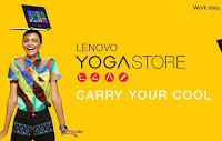 Amazon India :  Lenovo Yoga Store