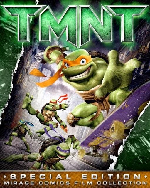 ดูการ์ตูน TMNT  นินจาเต่า 4 กระดองรวมพลังประจัญบาน