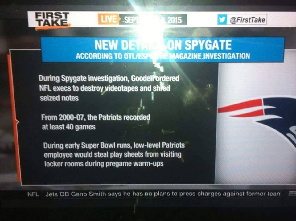 New details on spygate #spygate,#patriots, #patriotshaters, #NewEnglandPatriots, #Roger #Goodell, #videotape,