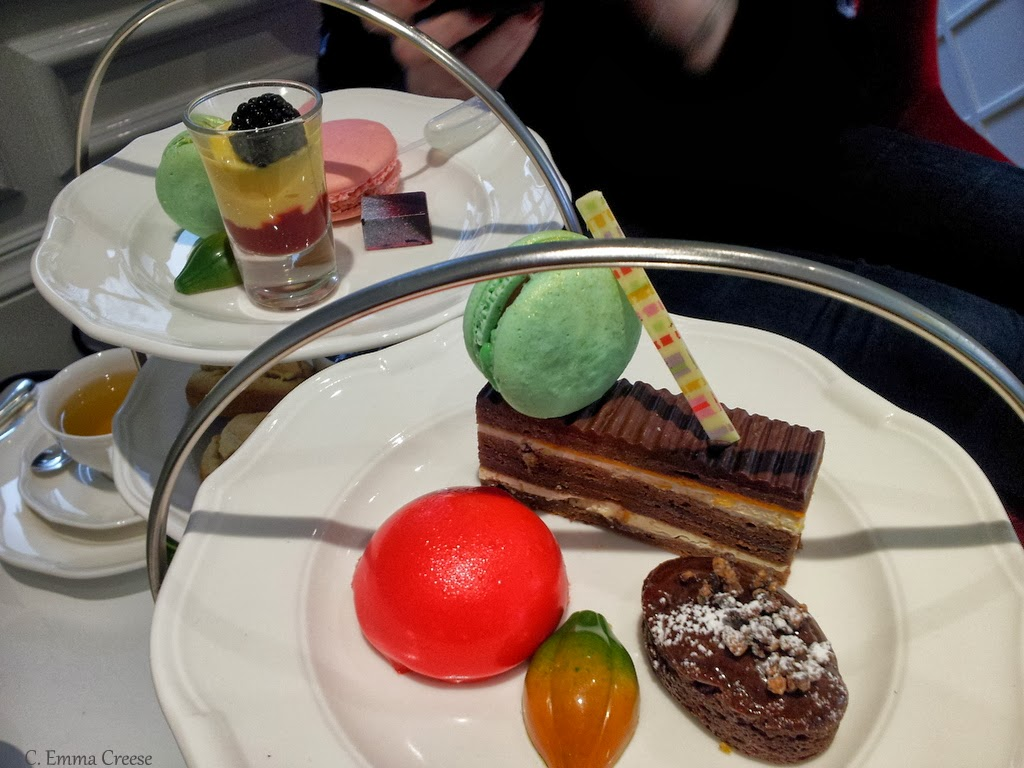 The Ampersand Hotel, South Kensington - National Afternoon Tea Week