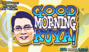Good Morning Kuya Guest Mommy Blogger 3.21.14