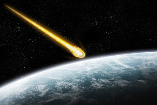 asteroid heading to Earth