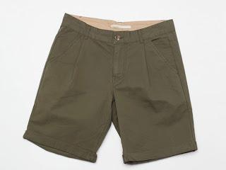 short pants color