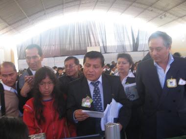 FERIA DE LAS TICS COMISION