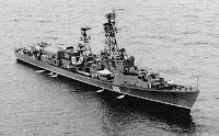 Kildin class destroyer