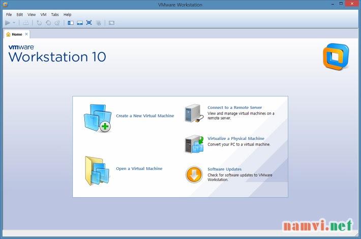 VMware Workstation 10.0.1
