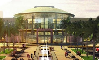 Al Ruwais shopping mall, Abu Dhabi