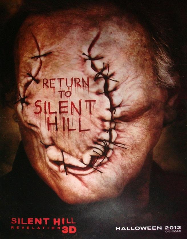 ตัวอย่างหนังใหม่ : Silent Hill:Revelation 3D (เมืองห่าผี เรฟเวเลชั่น 3D) ซับไทย poster1