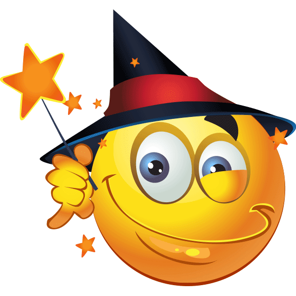 Witchy Smiley