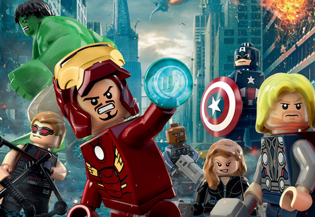 Lego Marvel Super Heroes - último trimestre de 2013