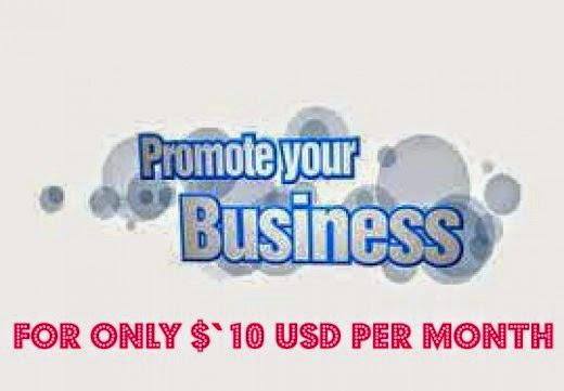 Promote Your Business for $10