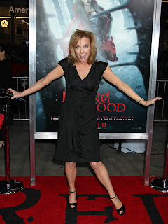 Rebecca De Mornay  at the Red Riding Hood premiere
