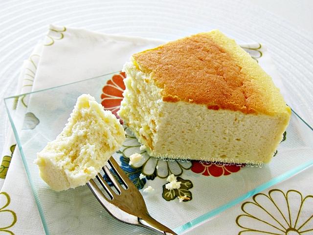 Baked Tofu Cheesecake - Anncoo Journal